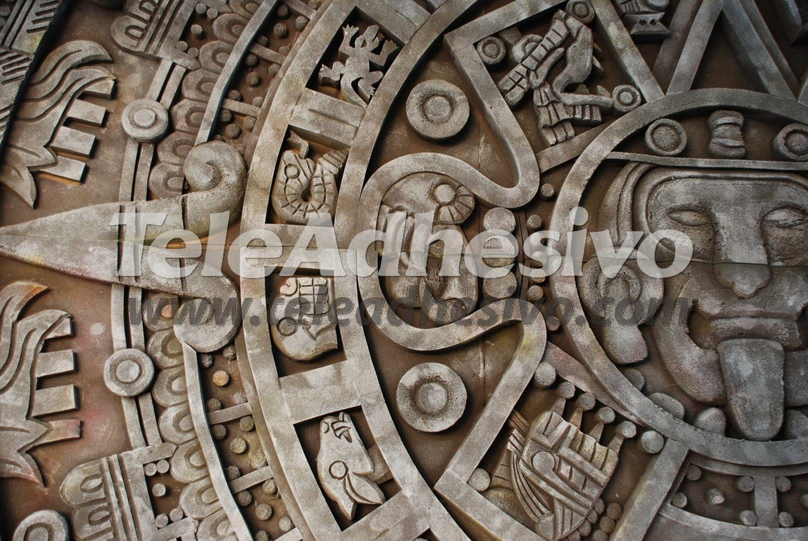 Fotomurales: Relieve