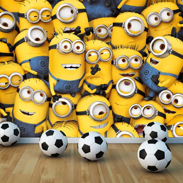 Fotomurales: Minions