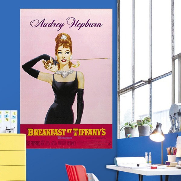 Fotomurales: Breakfast at Tiffany´s