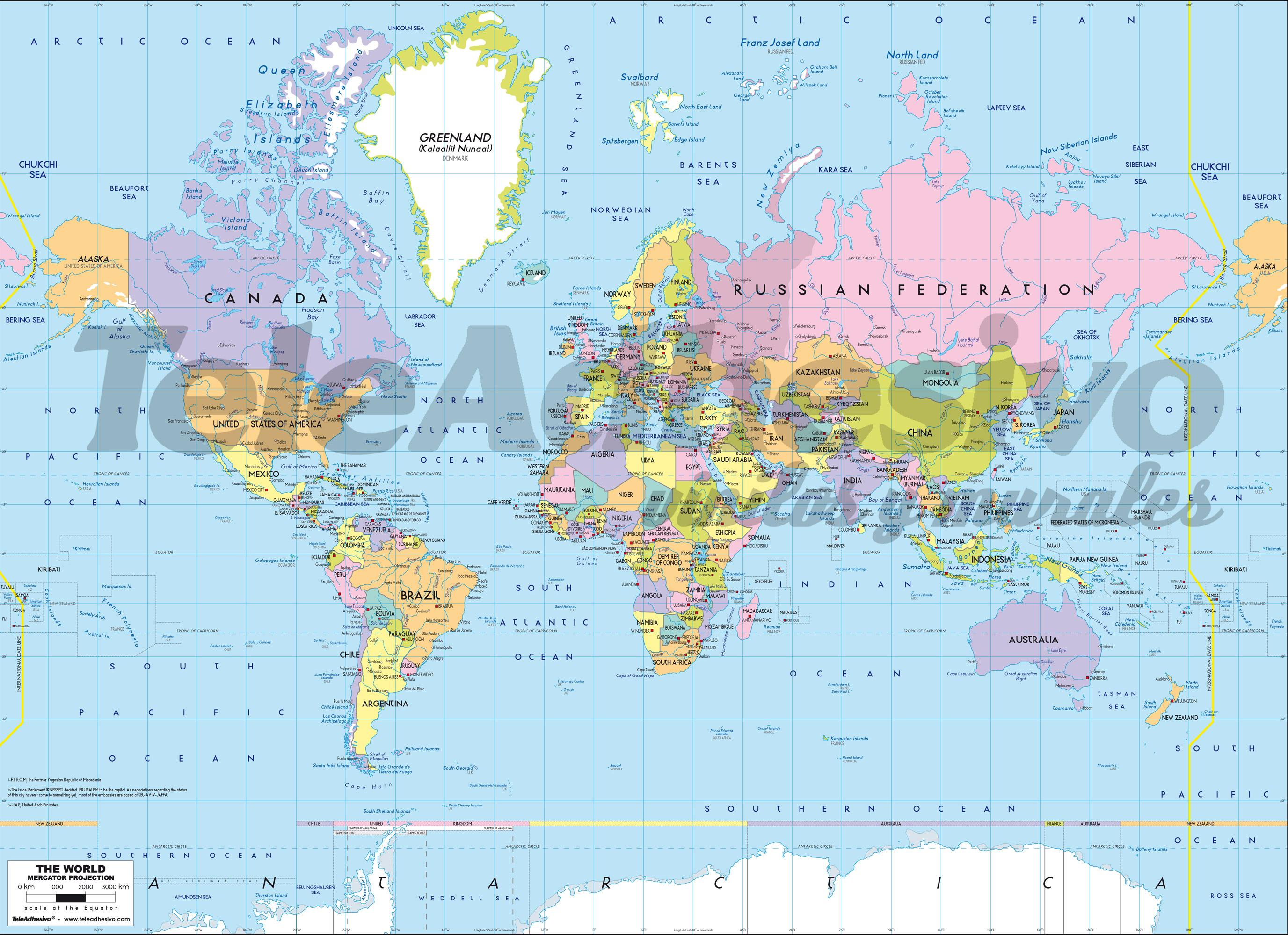 Mapa ciudades del mundo for Mapa del mundo decoracion