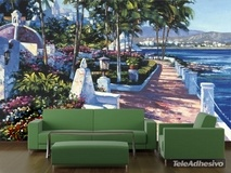 Fotomurales: Paseo marítimo, Howard Behrens 2