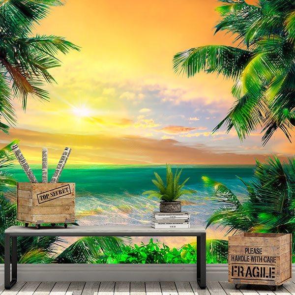 Fotomurales De Playas Teleadhesivo