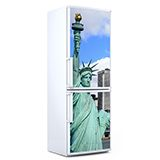 Vinilos Decorativos: Statue of Liberty 4