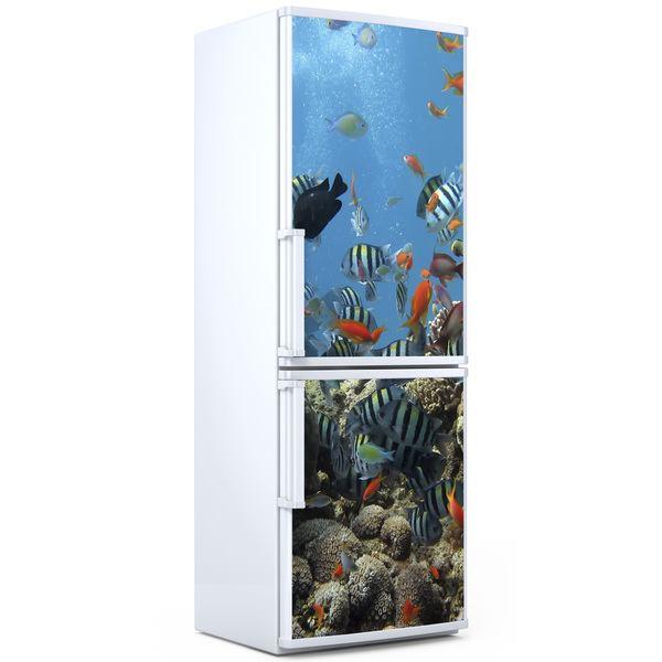 Vinilos para frigor ficos y nevera teleadhesivo for Decorazioni adesive per mobili