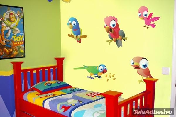 Aves 5 - Imagenes de vinilos infantiles ...
