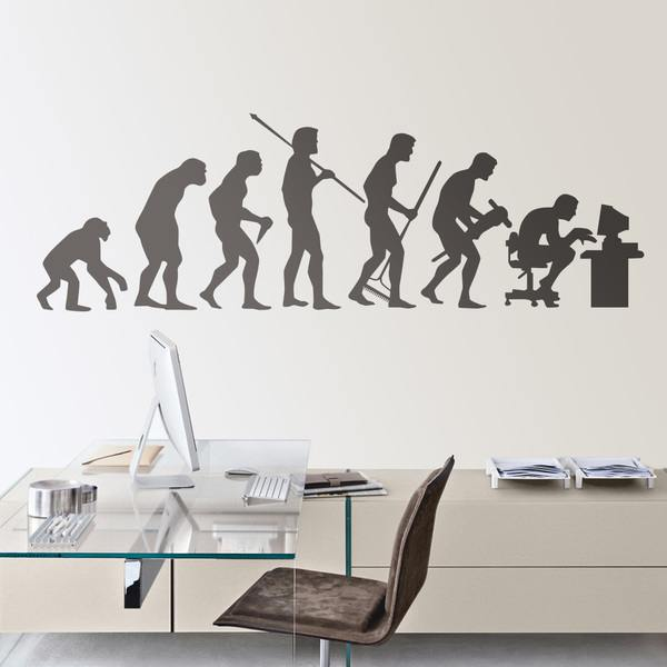 Vinilos Decorativos: Evolution PC