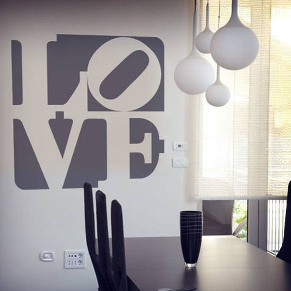 Vinilos Decorativos: Love Design