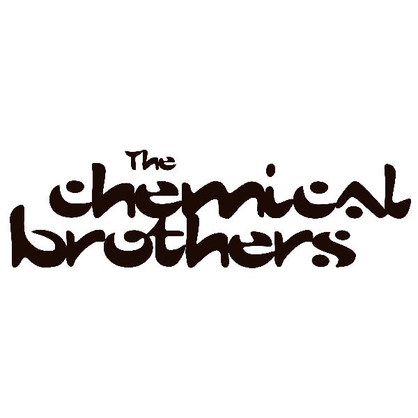 Pegatinas: The Chemical Brothers
