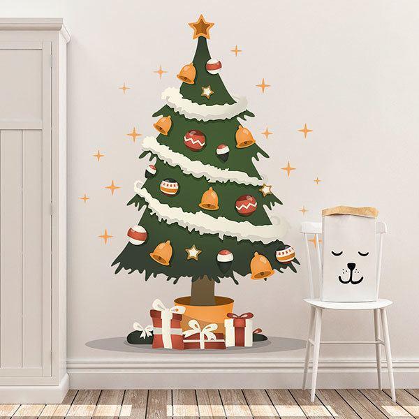 Vinilos decorativos de navidad - Decorativos de navidad ...