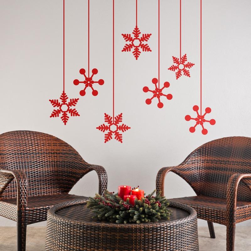 Ideas para decorar el escaparate de mi negocio esta navidad - Ideas para decorar estrellas de navidad ...