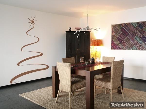 Arbol luz - Vinilos decorativos arboles ...