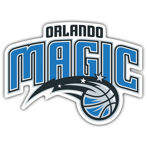 Pegatinas: NBA - Orlando Magic escudo