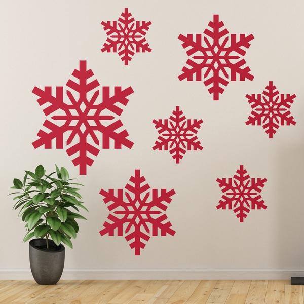 Kit 7 estrellas - Ideas para decorar estrellas de navidad ...