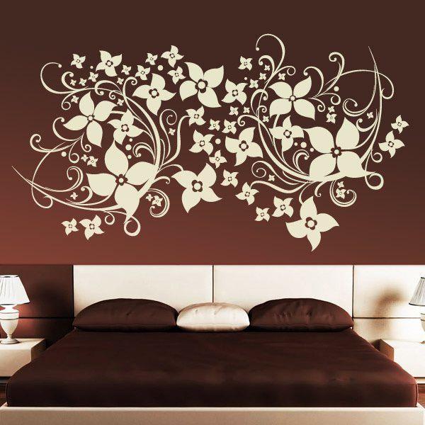 Vinilos para pared dormitorio juvenil vinilos decorativos - Stickers decorativos ...