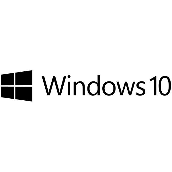 Pegatinas: Windows 10