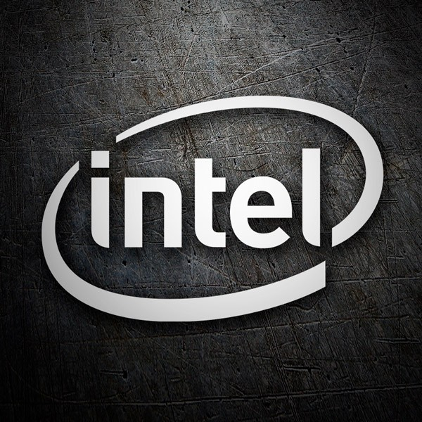 Pegatinas: Intel Corporation