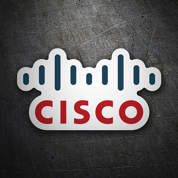 Pegatinas: Cisco Systems