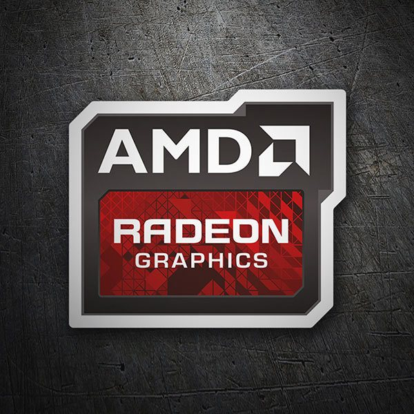 Pegatinas: AMD Radeon Graphics