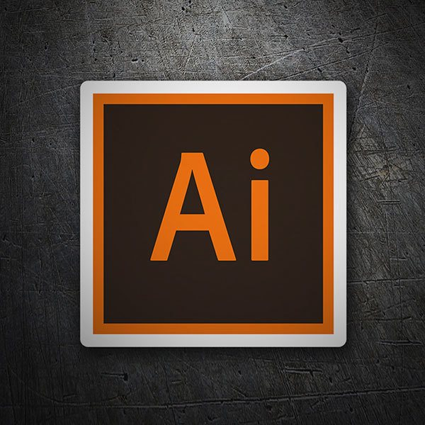 Pegatinas: Adobe Illustrator 1