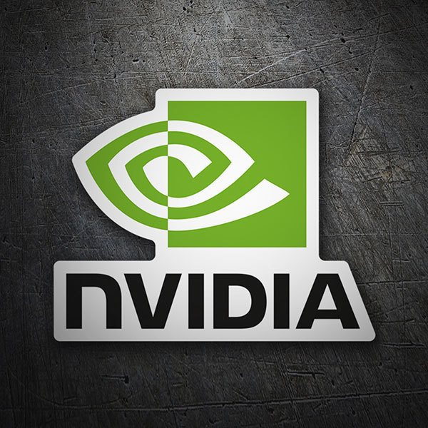 Pegatinas: NVIDIA Corporation
