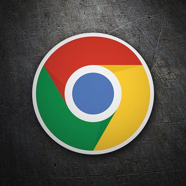 Pegatinas: Google Chrome