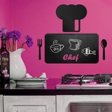 Vinilos Decorativos: Tabla del Chef 3