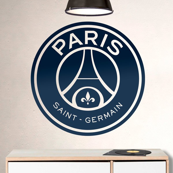 Vinilos Decorativos: Paris Saint-Germain Football Club