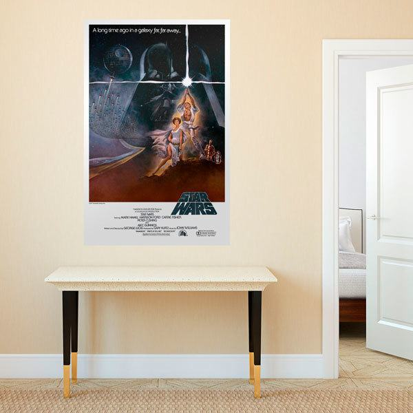 Vinilos Decorativos: Mundo Star Wars