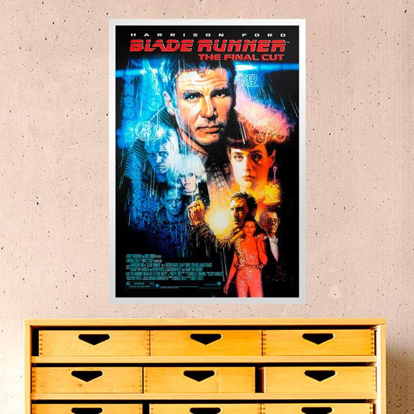 Vinilos Decorativos: Blade Runner the final cut