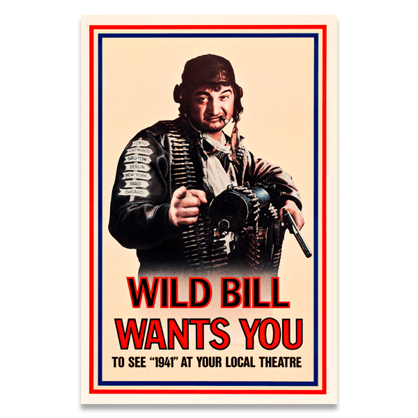 Vinilos Decorativos: Wild Bill wants you 0