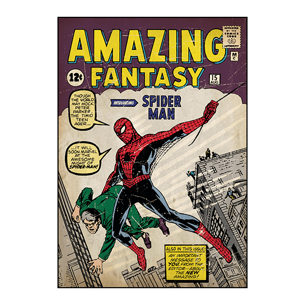 Vinilos Decorativos: Spiderman Amazing