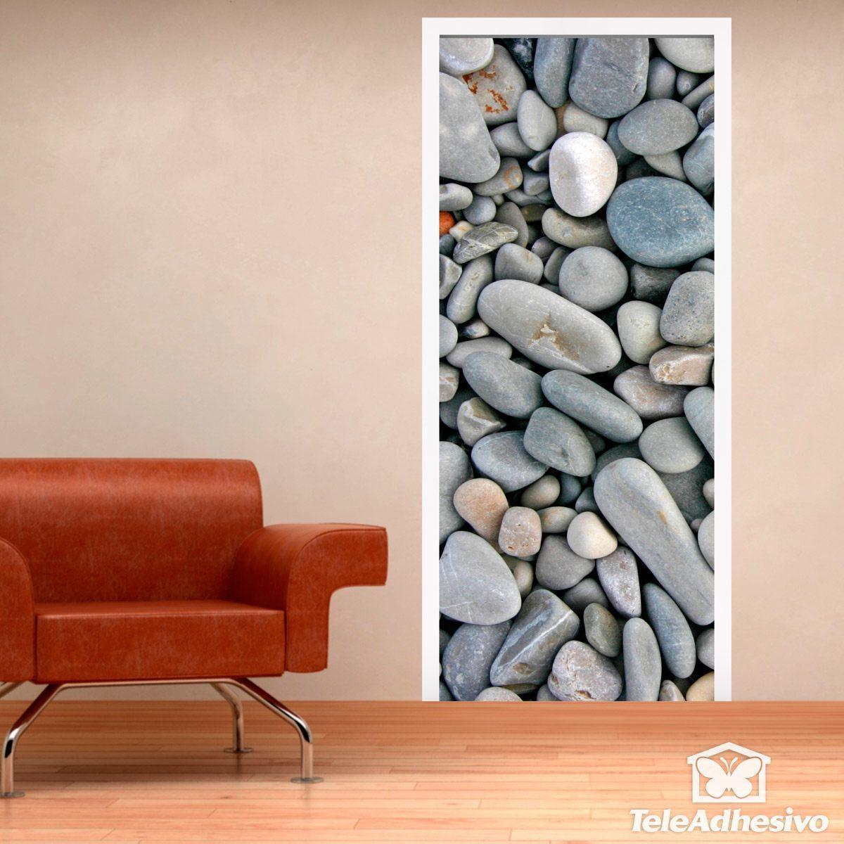 Adhesivos decorativos originales de puertas teleadhesivo - Vinilos decorativos puertas ...
