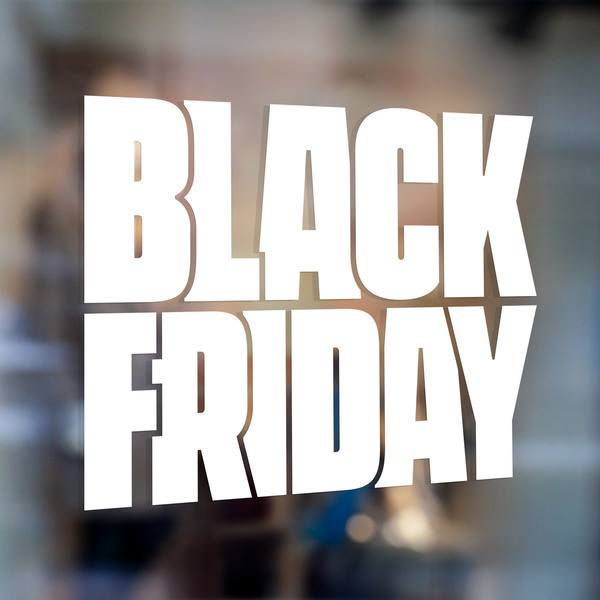 Vinilos Decorativos: Black Friday 1 0