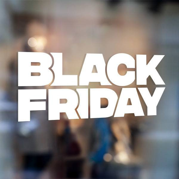 Vinilos Decorativos: Black Friday 2