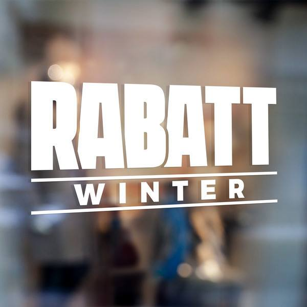 Vinilos Decorativos: Rabatt Winter