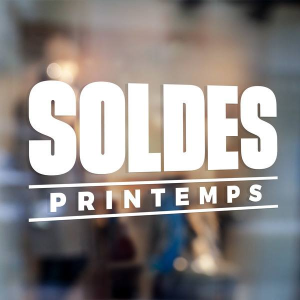 Vinilos Decorativos: Soldes Printemps