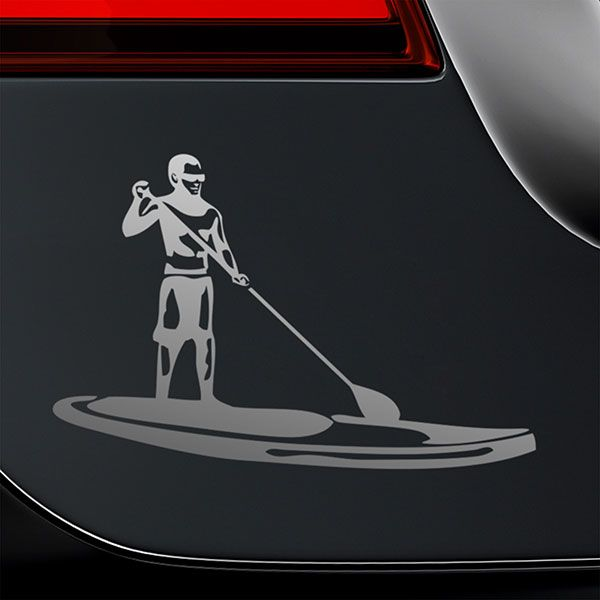 Pegatinas: Stand Up Paddle Surf