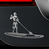Pegatinas: Stand Up Paddle Surf 2