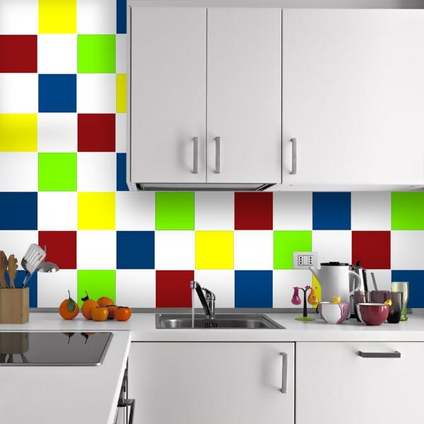 Vinilos cocina azulejos affordable vinilos decorativos - Vinilos cocina azulejos ...