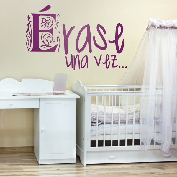 Vinilos para ni as y princesas hasta 14 a os teleadhesivo for Pegatinas para muebles infantiles