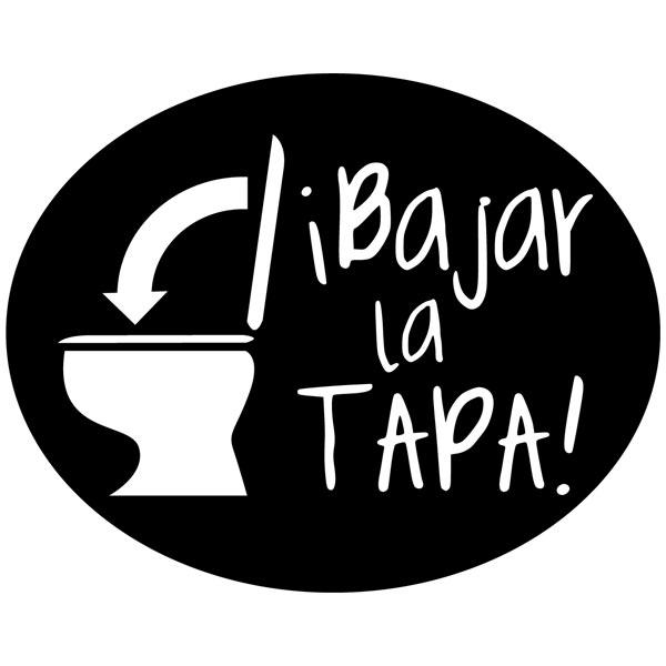 Vinilos Decorativos Para Tapas De Inodoros