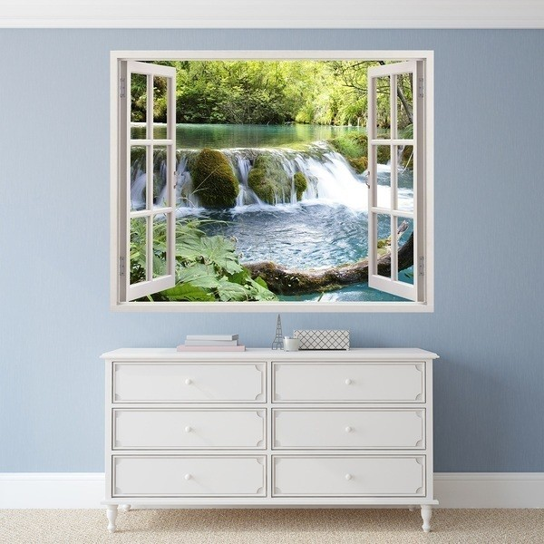 Vinilos Decorativos: Waterfall 1