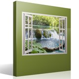 Vinilos Decorativos: Waterfall 4