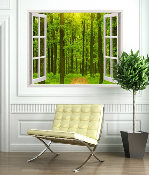 Vinilos Decorativos: Fir Forest