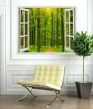 Vinilos Decorativos: Fir Forest 3