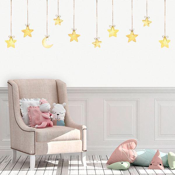 Vinilos decorativos infantiles para bebés de 0 a 4 años ...