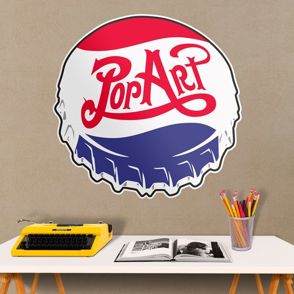 Vinilos Decorativos: Pop Art Warhol