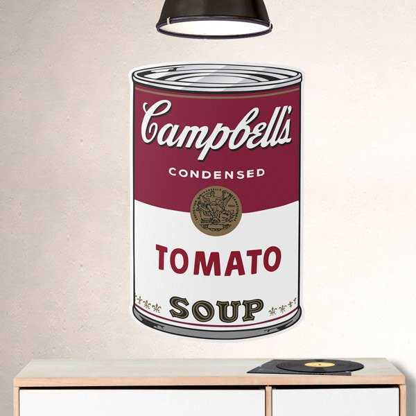 Vinilos Decorativos: Campbells condensed