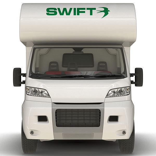Pegatinas: Swift Logo