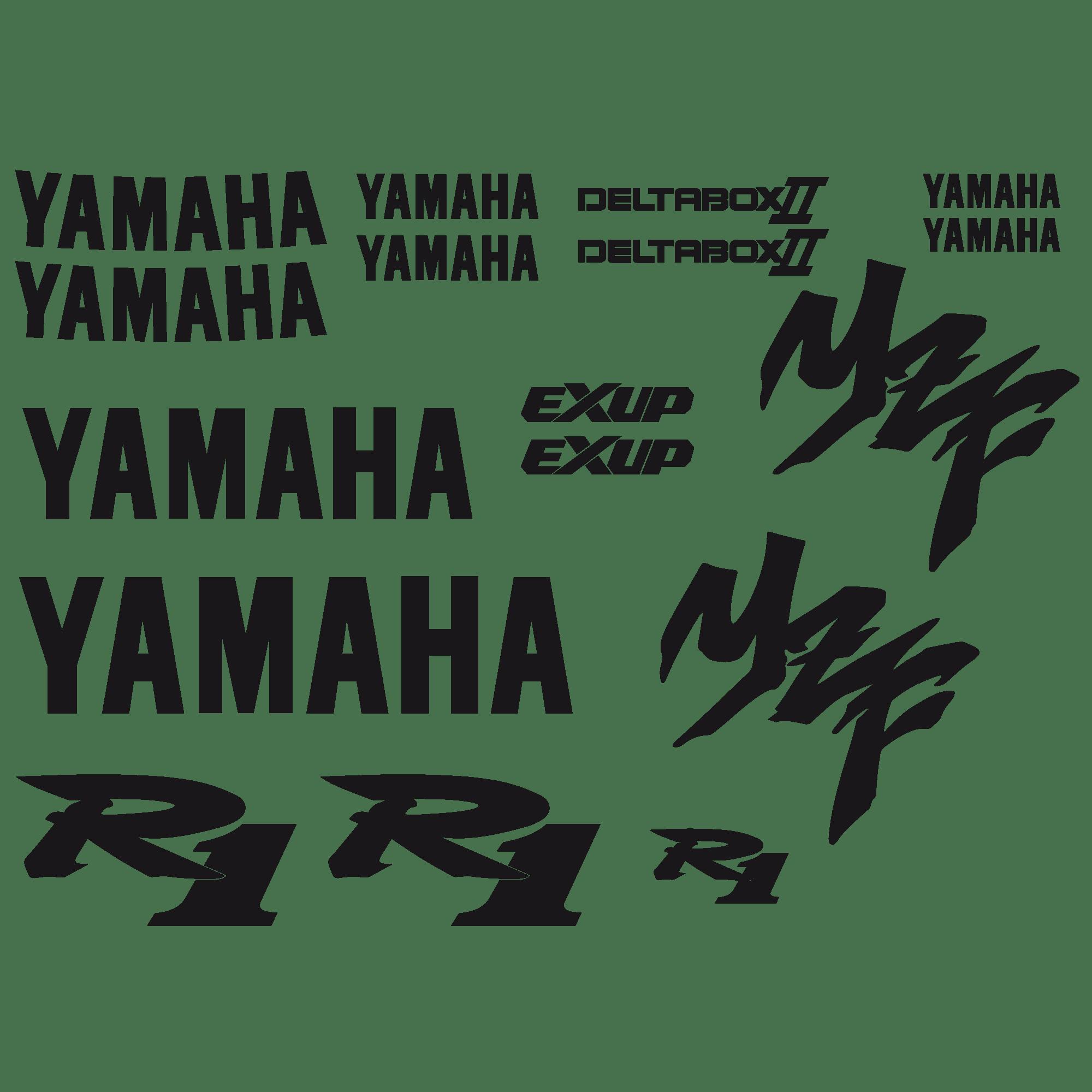 Pegatina Yamaha YZF R1